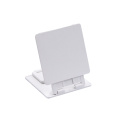 Multi-function cube cute folding sliding mobile phone holder