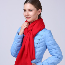 Hot vente OEM conception longue écharpe foulards de mode pour l'automne