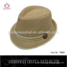 Sombreros de fieltro de fiesta de cáñamo de los niños