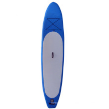 Azul inflable Racing Sup Board Stand Up Paddle Board Tabla de surf