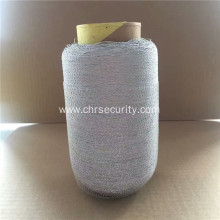 0.3mm grey embroidery reflective thread