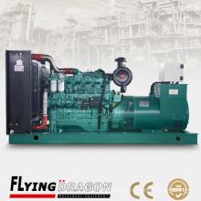 125kva дизельный генератор открытого типа с двигателем Weichai