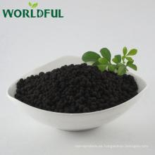 Super verde bio abono orgánico para césped de golf especializado extractos de algas marinas 100% naturales