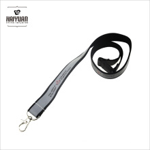 Reflective Lanyard with Silksceen Logo Wholesale
