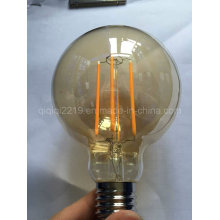 G80 5W Gold Cover LED Filament Bulb