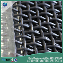 Crusher vibrating screen mesh