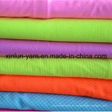 Tecido de Lycra elegante para roupas de ioga de alta qualidade
