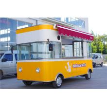 Mini Proveedor Móvil Eléctrico De Camiones Alimenticios en China