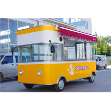 Mini Electric Mobile Food Truck Supplier in China