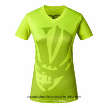 Grossiste Mesdames ou Femmes Jersey T-shirts