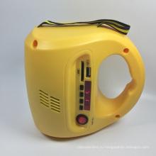 Ebst-D08b-02 Высокоэффективный портативный 4.5ah солнечный фонарь для кемпинга