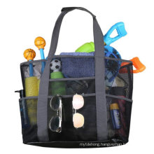 Toy Tote Bag Extra Large 35L Oversized Pockets Grocery &Picnic Tote Bag