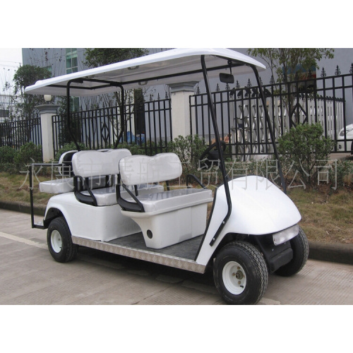 2017 Newest 48v Electric Powered Golf Car