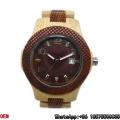 Relógio De Madeira De Alta Qualidade De Quartzo De Relógio Hl28