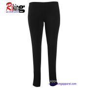 Fashion Garment Ladies Wear Ponti Pants&Trousers (RKTR1338)