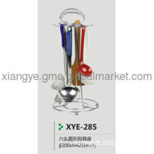 XYE-285 Six of The Hook A Kitchen Utensils
