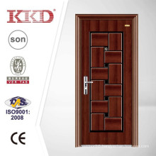 Surface Finished Steel Door KKD-544 for Entry Security