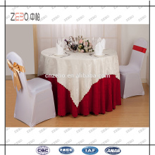 High Grade Restaurant Usado Decoración Custom Linen Table Cloths para la venta