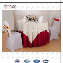 High Grade Restaurant Usado Decoração Custom Linen Table Cloths for Sale
