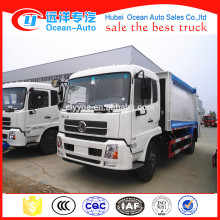 New Dongfeng Kingrun 14 Cubic Meter Waste Compression Vehicle