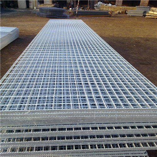Hot-dipped galvanized Heavy Duty Grating