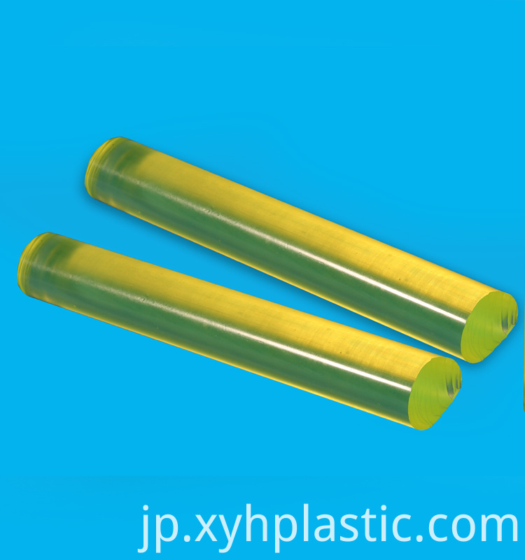 Elastomer PU Rod