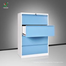 2017 fireproof waterproof lateral steel file cabinet office furniture