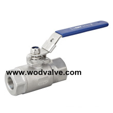 3000# High Pressure 2PC Ball Valve