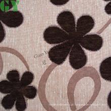 Sofá / cortina / estofado em jacquard de chenille (G44-222)
