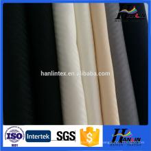 Tela de algodão de poliéster de preço de fábrica para tecido de camisa / bolso / forro