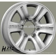 HRTC alloy wheel for sale 16*7.0wheels sport rim 16 inch spoke wheel rim