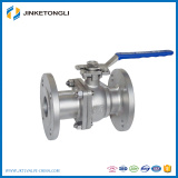 JKTL Stainless Steel 2PC flange ball valve handles                                                                         Quality Choice