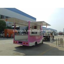 Fábrica de suministro pequeño MoceShop, 4x2 China nuevo mercado móvil