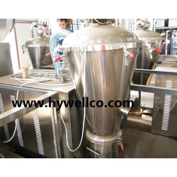 HS Powder Vacuum Loader