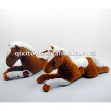 billige gefüllte Baumwolle und Plüsch großes Pferd