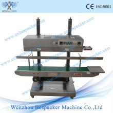 Sello Automático Vertical Automático de Sellador de Bolsas de Plástico