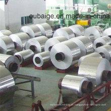 Bobina de Alumínio com Processamento CC e CC