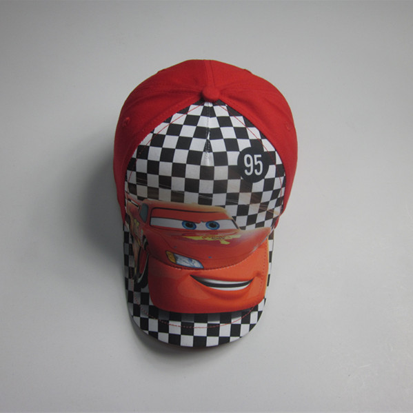 New Style Car Cotton and Polyester Sports Cap