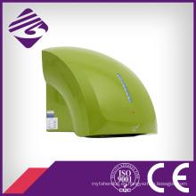 Verde montado en la pared pequeño ABS automático secador de manos (JN70904C)