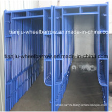 Painted H Frame Scaffolding Tj007