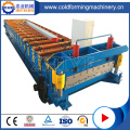 Hydraulic Zinc Galvanized Roofing Sheets Machine