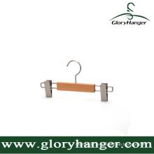 Оптовая деревянная вешалка для младенца для младенца