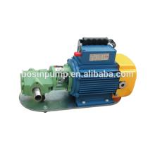 Bomba de óleo do WCB série equipamento portátil para a bomba de motores diesel da bomba de gasolina/venda
