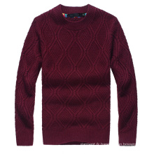 Man Fashion Pullover New Sweater tricoté
