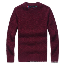 Man Fashion Pullover New Knitted Sweater