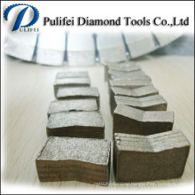 Big Size Multi-Layer Cutting Teeth Diamond Segment for Granite Marble