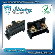 TR-40 Any Pole Assembly 600V 40 Amp Terminal Block Din Rail Connector