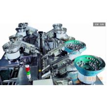 Machine à emballer automatique pour bagues et clips