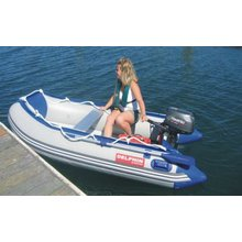 PVC inflatable fishing 2.7M boat