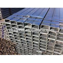 Section creuse structure gal Tuyau d'acier RHS / RHS